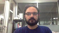 گفتگو با امیر رشیدی درباره دسترسی به اینترنت پس از اعتراضها