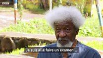 """Wole Soyinka : """"J'ai vaincu le cancer"""""""