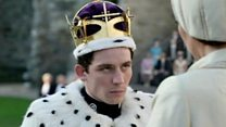 The Crown praised for using Welsh in show