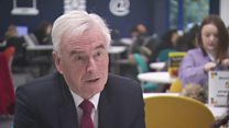McDonnell apologises for handling of anti-Semitism