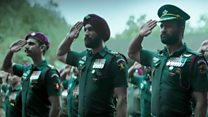 The success of India's patriotic movies