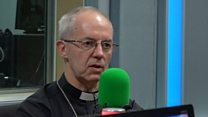 'I did feel nervous about opening up about my mental health' - Welby