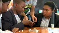 Teaching children to build satellites in school