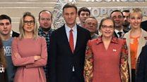 """""""Просто какой-то треш"""": Алексей Навальный в Мосгордуме"""