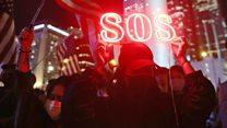 美国香港人权法案的三大议题