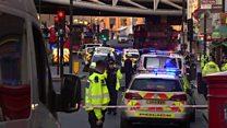 런던 브리지에서 발생한 테러