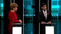Parties debate no-deal Brexit in ITV debate