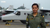 बिहार की वो लड़की जो आसमां पर छाई है. मिलिए भारतीय नौसेना की पहली महिला पायलट शिवांगी से...