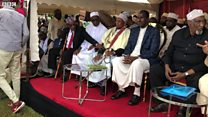 Soo dhoweyntii Wabar Cabdille ee Nairobi