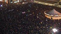 Anti-nationalist Sardines demonstrate in Florence