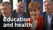 The Chief's Interviews: Education and health
