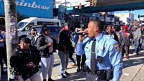 'Karaoke with a cop'