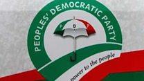 INEC ta ziyarci PDP