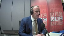 Raab: NHS 'not going to be privatised'