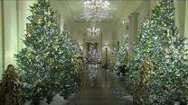 عيد الميلاد في البيت الأبيض