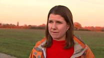 Swinson: Trump 'not someone who shares our values'