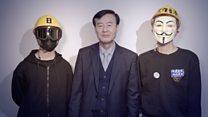 홍콩 시위 청년들과 광주 518 진압군 출신 목사가 만났다