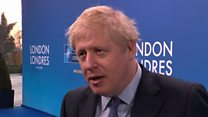 'All for one and one for all' - Johnson praises Nato