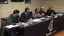 Dumfries and Galloway election candidates quizzed
