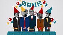 Nato's 70th birthday bash