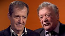 Election blind dates: Ken Clarke and Alastair Campbell