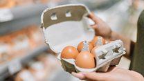 Million dollar idea: The egg box