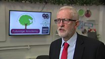 Corbyn 'rejects' Jewish Labour Movement claims