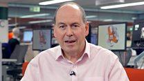 Rory Cellan-Jones: Reporting the news with Parkinson's