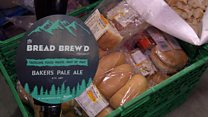 Beer brewed from bread to tackle poverty