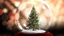 Million dollar idea: The snow globe