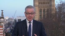 'Most important election in my lifetime' - Gove