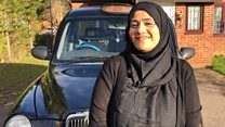 'People think Muslim ladies can't drive a car'