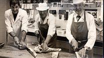 Last days of the village butcher's
