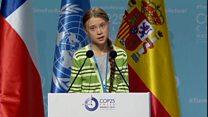 Меньше эмоций, больше статистики. Речь Греты Тунберг на саммите ООН по климату.