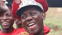 'I am the African king of condoms'