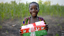 Impact of Christmas boxes 'just incredible'