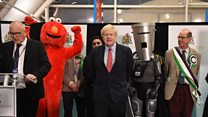 Bunty, Buckethead, Binface - and Boris Johnson