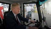 Boris Johnson arrasa en las elecciones de Reino Unido