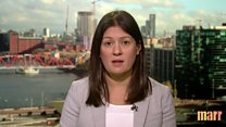 MP 'seriously thinking' about Labour leadership bid
