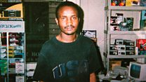 The shooting of Amadou Diallo