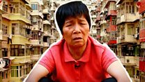 Hong Kong's cardboard grannies