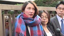 Journalist wins Japan civil rape case