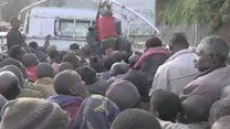 ONU ivuga ko abanyarwanda bafunzwe n'igisirikare cya Kongo bari kwicwa n'ubuzima bubi