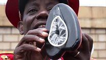 아프리카 '콘돔킹'의 이야기
