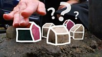 Mystery of the tiny houses