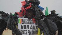 """Modou Fall, l'activiste qui veut un """"Sénégal sans plastique"""""""