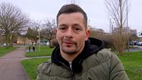 'Being homeless at Christmas is rubbish'