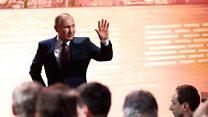 """Подкаст """"Что это было"""". Как понять, что сказал Путин?"""
