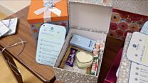 'Little boxes of love' help dementia families