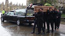 Funerals held for London Bridge attack victims